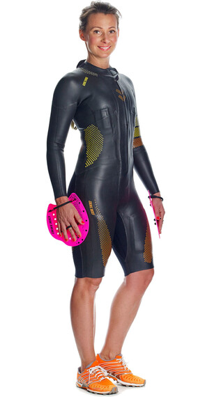 Colting Wetsuits SR02 triathlon kleding Dames zwart